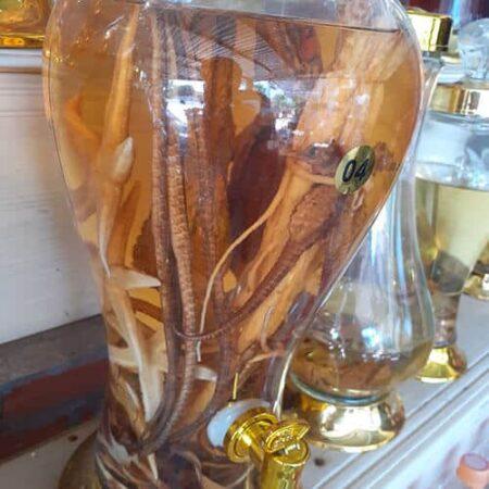 rượu cá ngựa 4 lít 2